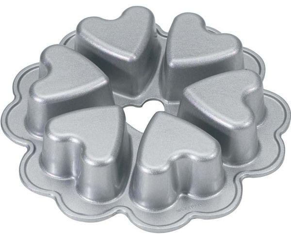 Nordic Ware Cast-Aluminum Nonstick Baking Pan