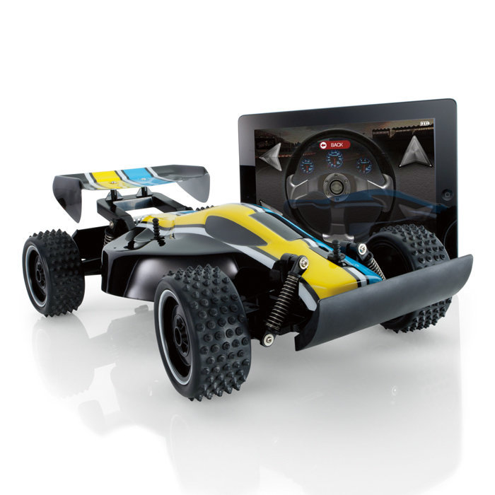 App-Controlled Wi-Fi Racer