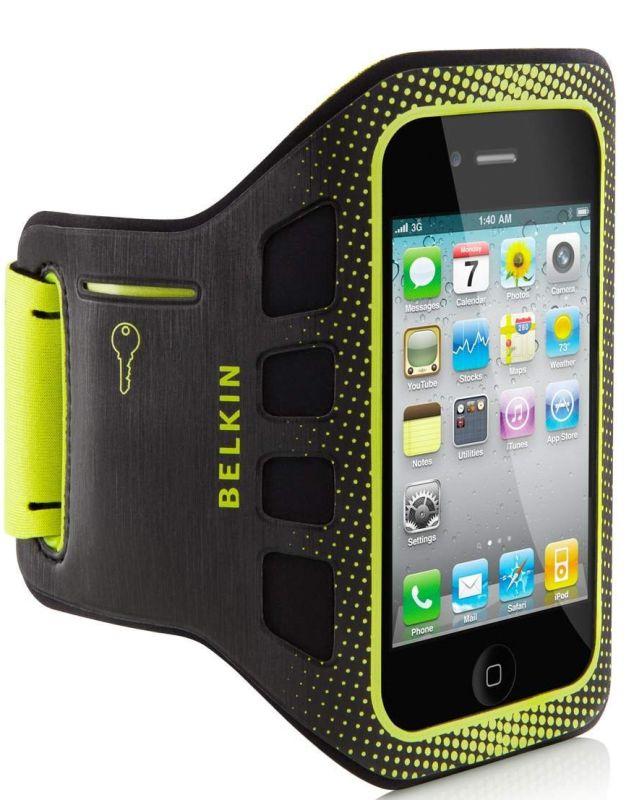 Belkin Easefit Sport Armband Case for Apple iPhone 4s