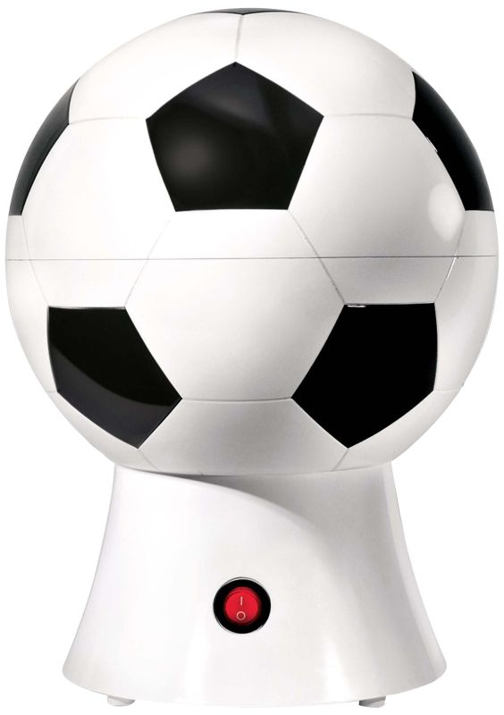 Hot Air Popcorn Popper-Soccer Ball