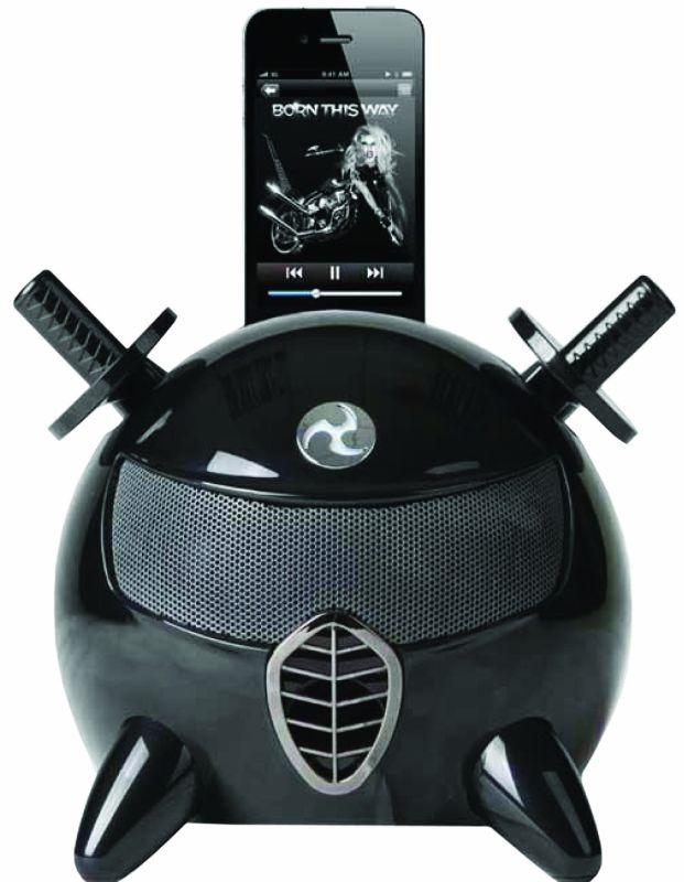 Lanchiya NINJA-BK Ninja Black Speaker