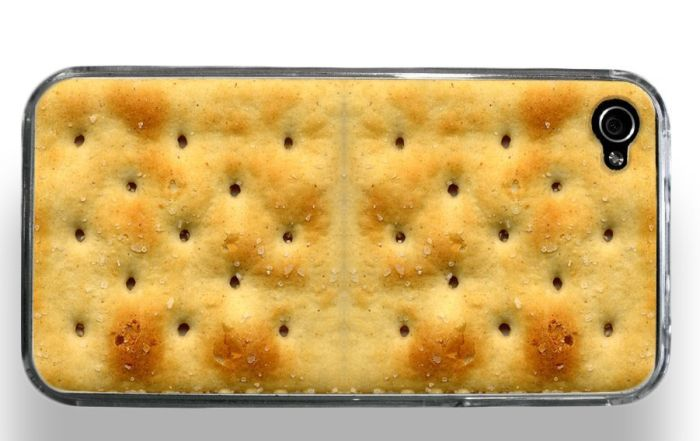 Saltine Cracker - Apple iPhone 4 or 4S