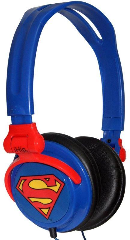iHip Superman Headphones