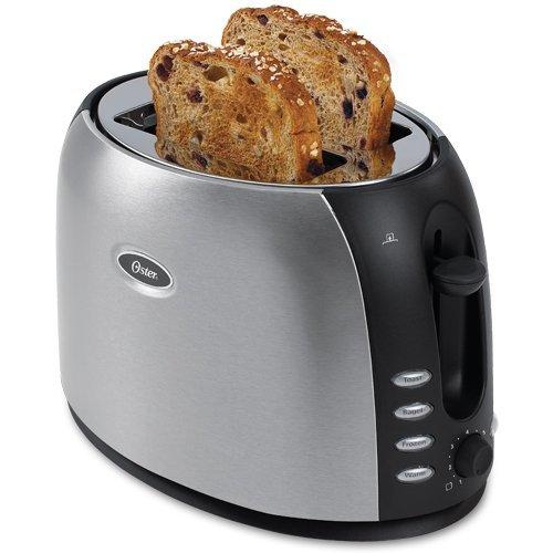 Oster TSSTJC5BBK 2-Slice Toaster