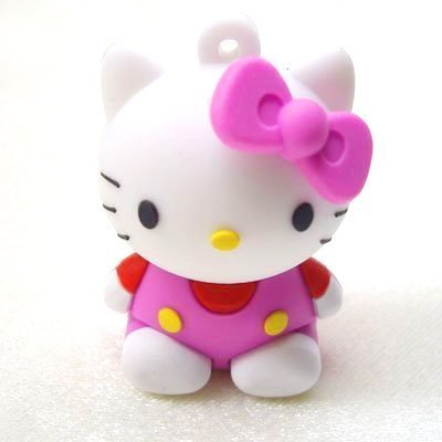 Pink Hello Kitty 16 GB USB Flash Drive