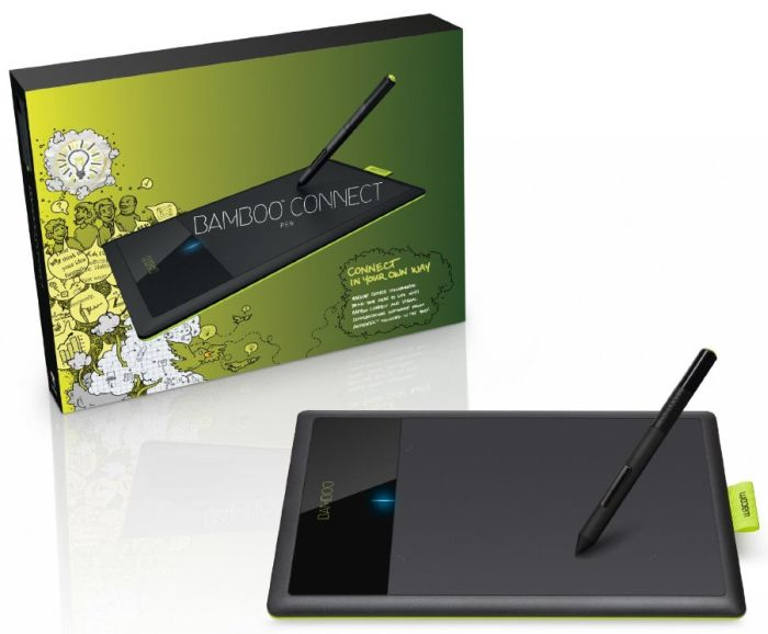 Wacom Bamboo Connect Pen Tablet