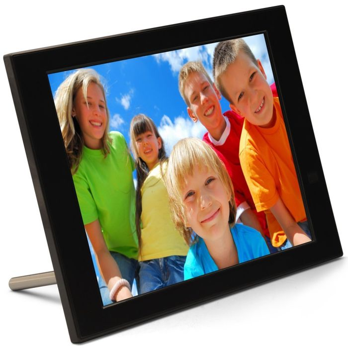 Pix-Star PXT51WR02 10.4 Inch FotoConnect XD Digital Picture Frame with Wi-Fi, Email, UPnP