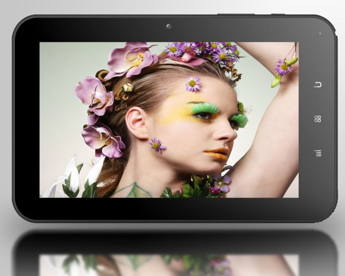 """Idolian TORBOTAB C8 (TM)- 7"""" Capacitive Touch Screen Tablet PC"""