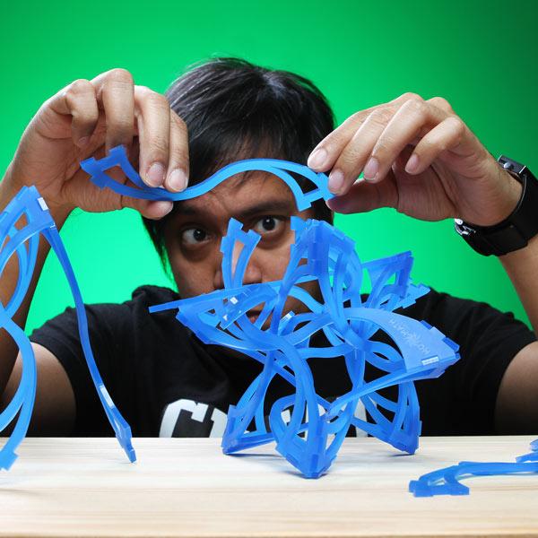 Frabjous Sculpture Puzzle