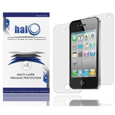 Protector Film Clear (Invisible) for iPhone 4G 4S