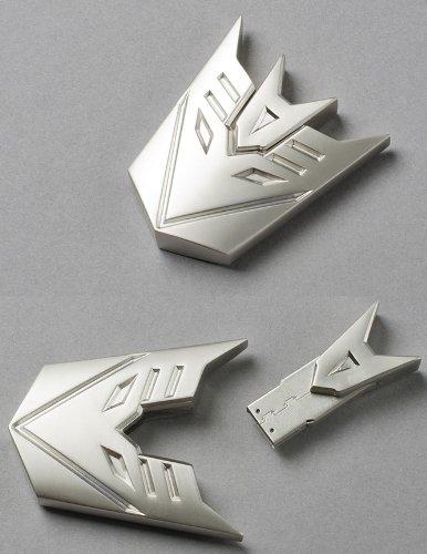Transformer Decepticon Metal USB Flash Memory Drive 16GB