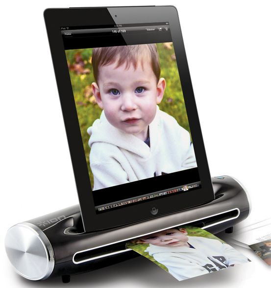 DOCS2GO Scanner for iPad