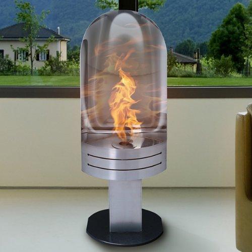 Vulcan Liquid Fuel Fireplace