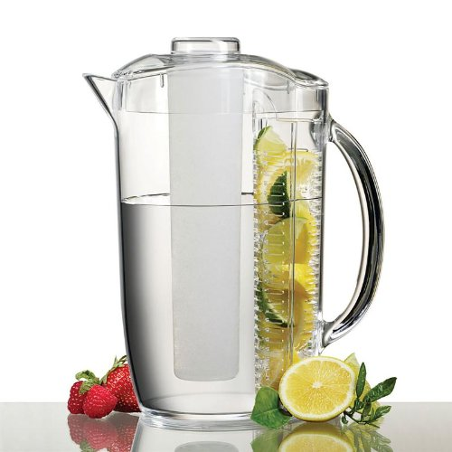 Prodyne 3-qt. Iced Fruit Infusion Pitcher