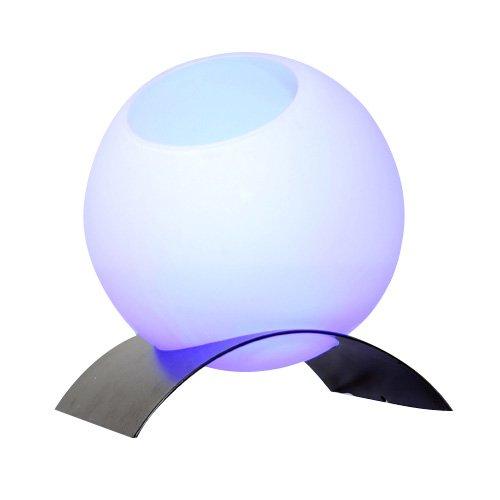 Ultrasonic Ball Mist Decorative Humidifier LED Multi-color Lamp
