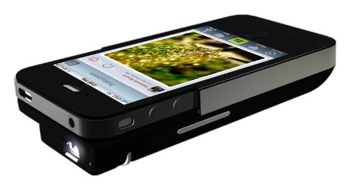 Iphone4 4s DLP Pocket Projector