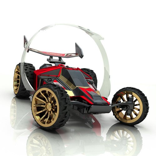 R/C Hyper Actives Stunt Vehicle