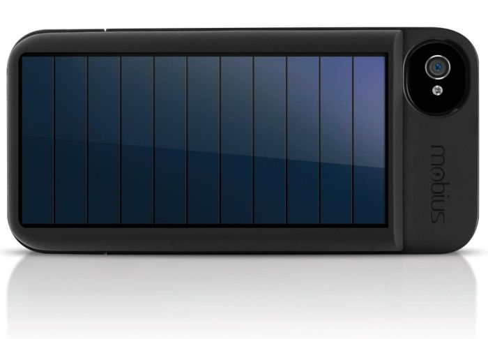 Solar Panel for iPhone 4 and 4S