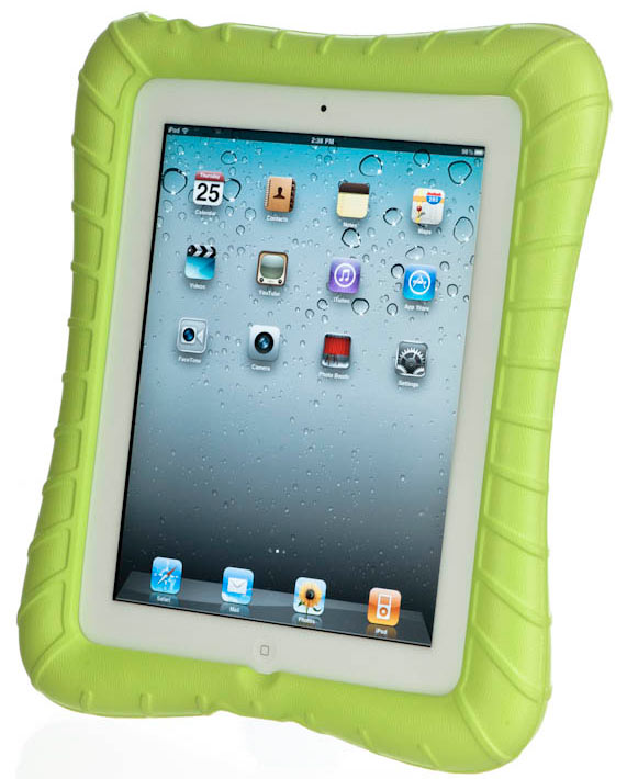 Super Shell iPad Holder for Kids