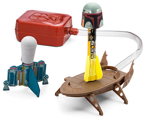Star Wars Boba Fett Launch Lab