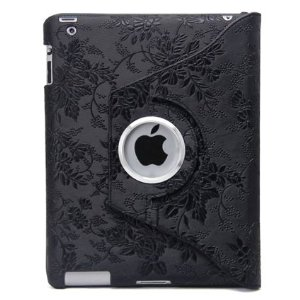 Luxury Leather Case for Apple iPad 2