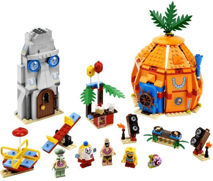 LEGO SpongeBob Bikini Bottom Undersea Party