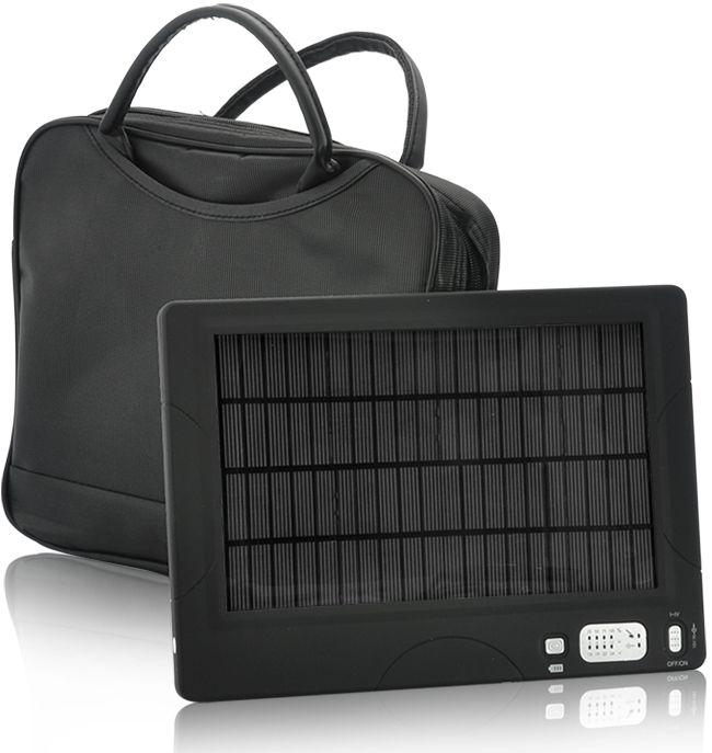 20,000mAh High Capacity Solar Charger and Battery