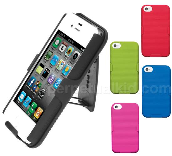 iPHONE CLIP CASE & STAND
