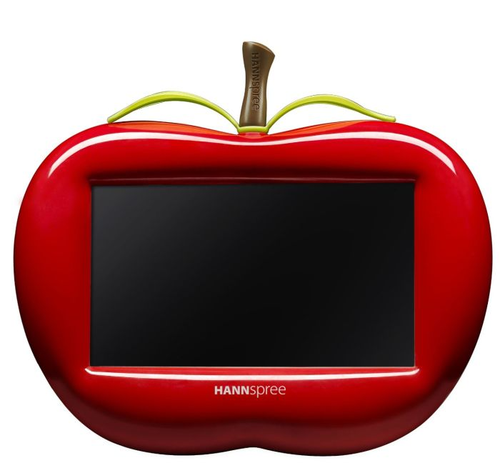"7"" HANNSpree Apple Digital Photo Frame"