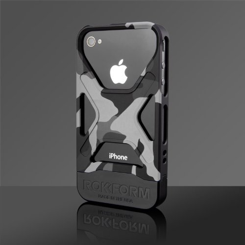 Aluminum/Polycarbonate Protective Case for iPhone 4/4s