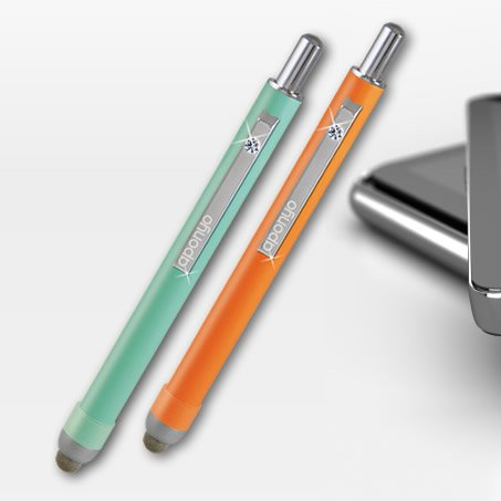iPad Stylus for Capacitive Touch-screens with Swarovski Crystal