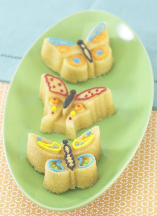 Butterfly Muffin Pan