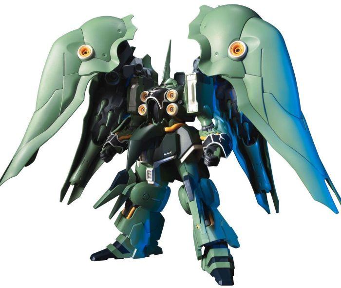 Gundam NZ-666 Kshatriya HGUC 1/144 Scale
