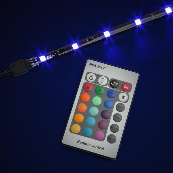 Multi-Color LED Lighting Kit