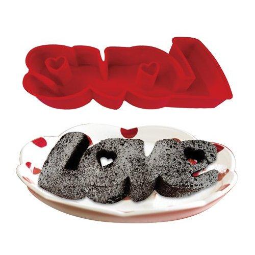 Love Silicone Cake Pan Bakeware