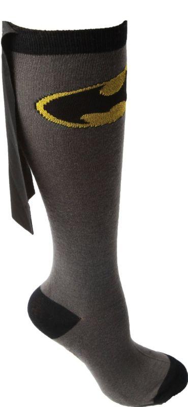 DC Comics Cape Socks