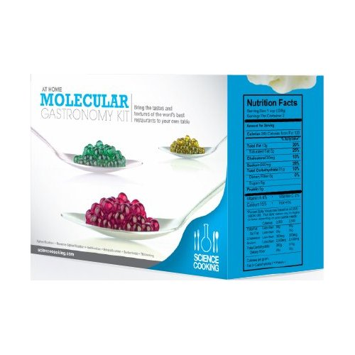 At Home Molecular Gastronomy Kit