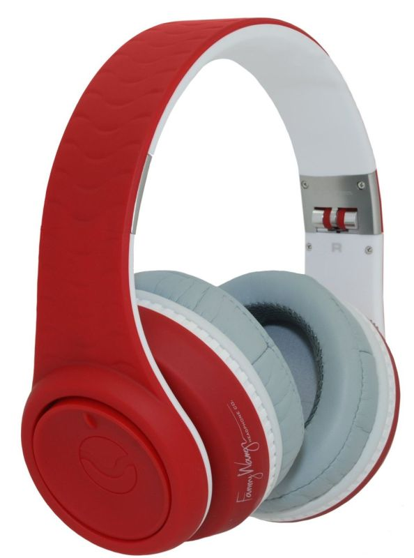 DJ Headphones with Apple Integrated Remote and Mic