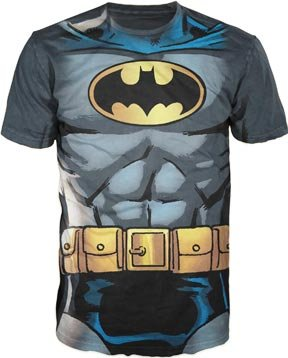 Comics Batman Muscle Costume