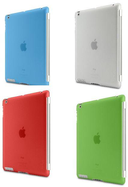 Belkin Snap Shield for New Apple iPad 3rd Generation