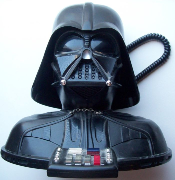 Star Wars Darth Vader Telephone