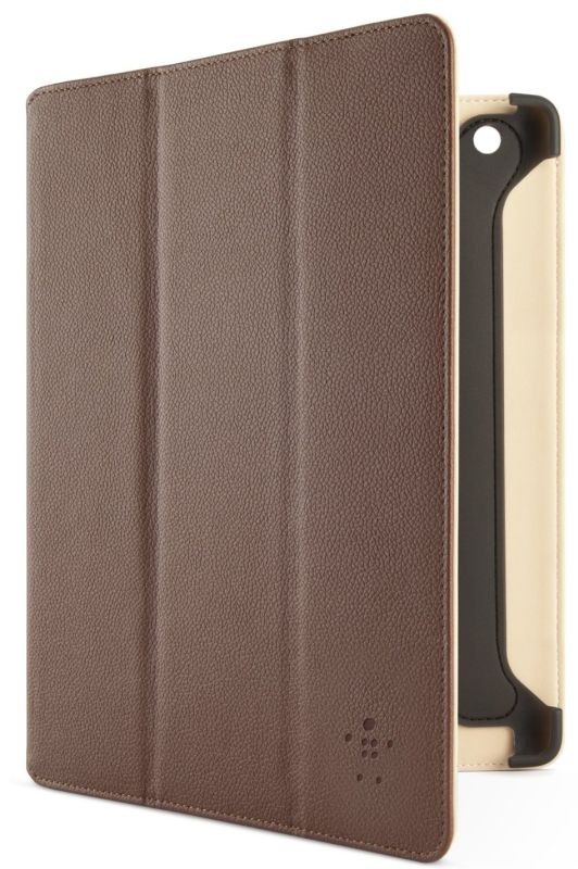 Tri-Fold Folio with Stand for New Apple iPad 3rd Generation