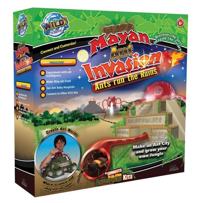 Wild Science Mayan Ant Invasion