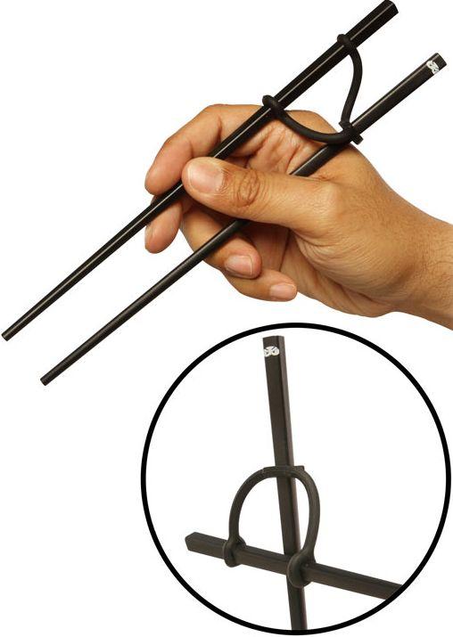 Ninja Fighting Chopsticks