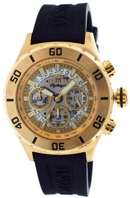 Invicta Signature II Chronograph Mens Watch