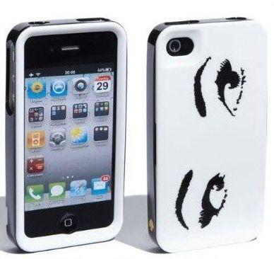 Kate Spade All Eyes iPhone 4/4S hardshell case
