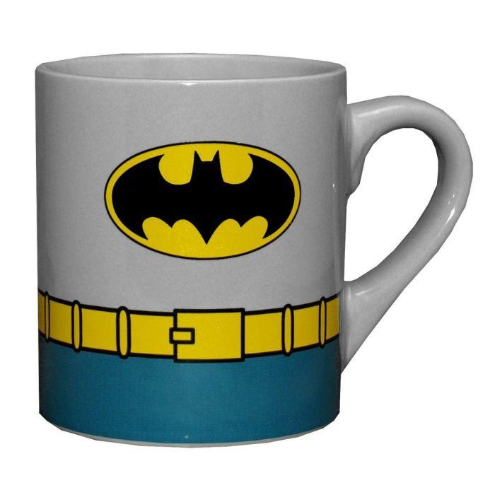 Batman DC Comics Costume Superhero Ceramic Coffee Mug
