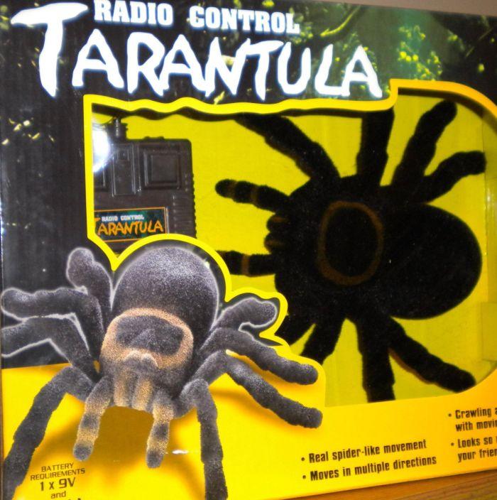 Tarantula Radio Controled
