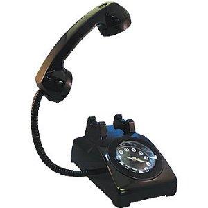 iClassic Phone Alarm Clock & Lamp