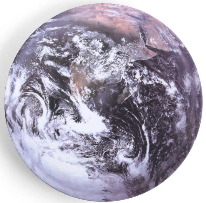 Earth Melamine Serving Bowl